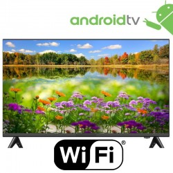 Телевизор Crown 32ED71AWS, Android, 32 inch, LED, Smart TV