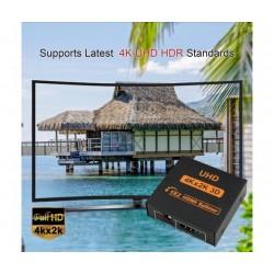 4K HDMI СПЛИТЕР 1 КЪМ 2 ЗА HDTV, DVD, PS3