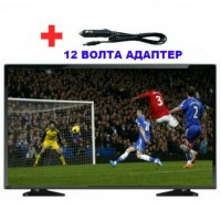 24 Инча HD LED телевизор с цифров тунер Elite LED 24V12HD-12V