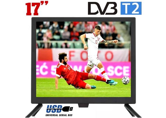 17 ИНЧА ТЕЛЕВИЗОР NORTHERN CROSS NC-D17, 12V, DVB-T2, LED
