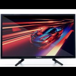 Телевизор Yumatu Onix, 24 инча 12 Волта, 1080P, Сателитен Тунер, DVB-T/C