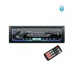 Bluetooth Радио MP3 плеър за кола Thunder TUSB-308BT с Падащ панел, RDS, USB, SD, AUX, Радио, 4x45W