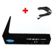 12V Цифров ефирен DVB-T/ T2 HD приемник THAICO- 1488T за кола/камион