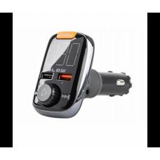 Автомобилен FM Трансмитер С USB Зарядно За GSM Blow , Bluetooth, Quick Charge 3.0