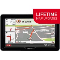 GPS НАВИГАЦИЯ ЗА КАМИОН BECKER TRANSIT 70 LIFETIME UPDATE
