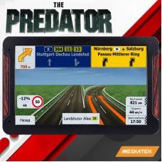 GPS Навигация Mediatek Predator, 7 инча, 256 MB RAM