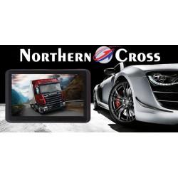 GPS НАВИГАЦИЯ NORTHERN CROSS NC-512S EU FM BT AV IN