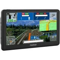 GPS НАВИГАЦИЯ PRESTIGIO GEOVISION 7059, 7 ИНЧА, 256MB RAM, 800MHZ, 8GB