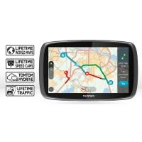 GPS НАВИГАЦИЯ TOMTOM GO 5100 WORLD LIFETIME MAPS