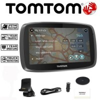 TOMTOM TRUCKER 5000 LIFETIME MAPS EU