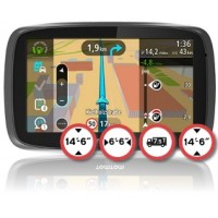 TOMTOM TRUCKER 6000 LIFETIME MAPS EU