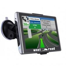 GPS НАВИГАЦИЯ WEST ROAD WR-7084S HD EU 800MHZ