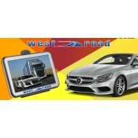 GPS НАВИГАЦИЯ WEST ROAD WR-5086S FMHD EU 800MHZ