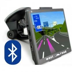 GPS НАВИГАЦИЯ WEST ROAD WR-X256S BT AV IN FM EU 800MHZ 256MB RAM