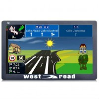 GPS НАВИГАЦИЯ WEST ROAD WR-X256S FM EU 800MHZ 256MB RAM