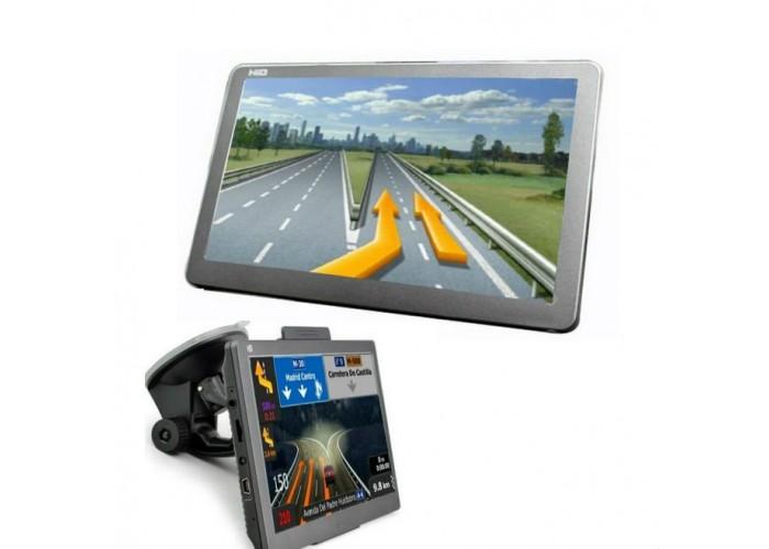 GPS НАВИГАЦИЯ WEST ROAD WR-X808 FMHD 800MHZ EU