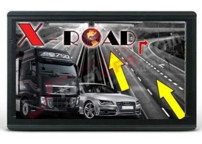 GPS НАВИГАЦИЯ X-ROAD XR-584G HD EU 800MHZ