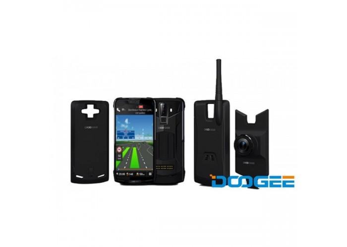 МОДУЛЕН СМАРТФОН DOOGEE S90, 4G-LTE, IP68/IP69, ВКЛЮЧЕНИ ВСИЧКИ МОДУЛИ