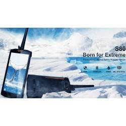 DOOGEE S80, 4G-LTE, IP68 МОБИЛЕН ТЕЛЕФОН, TV ТУНЕР