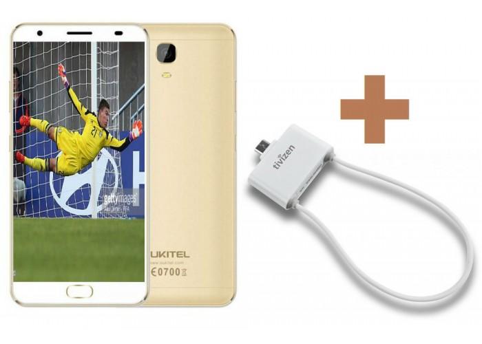 OUKITEL K6000 PLUS, 4G-LTE МОБИЛЕН ТЕЛЕФОН+TV