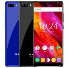 OUKITEL MIX 2, 4G-LTE МОБИЛЕН ТЕЛЕФОН, ЧЕРЕН