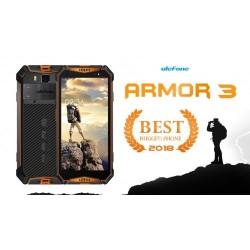 ULEFONE ARMOR 3, 4G-LTE, IP68/IP69 МОБИЛЕН ТЕЛЕФОН