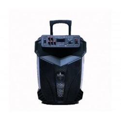 Активна тонколона Rancore RS5151Х, MP3, USB, BT, 15 инча, Безжичен микрофон