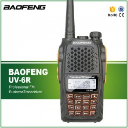 МОЩНА ДВУБАНДОВА РАДИОСТАНЦИЯ Baofeng UV-6R