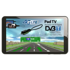4G Таблет DIVA M704G, 7″ HD, Quad Core с GPS и TV Тунер