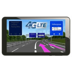 4G Таблет DIVA M704G, 7″ HD, Quad Core с Навигация за цяла Европа
