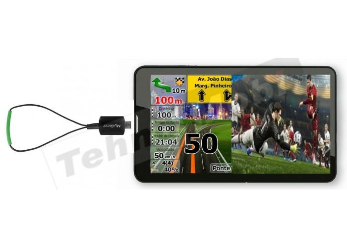 3G ТАБЛЕТ DIVA QC-703GNS С ТЕЛЕВИЗИЯ И НАВИГАЦИЯ ЕВРОПА