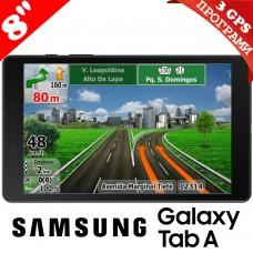 ТАБЛЕТ SAMSUNG SM-T290 GALAXY Tab A 8inch 32GB WiFi Black , НАВИГАЦИЯ ЕВРОПА