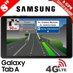 ТАБЛЕТ SAMSUNG SM-T295 GALAXY Tab A 8inch 32GB LTE Black , НАВИГАЦИЯ ЕВРОПА