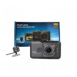 Full HD видеорегистратор с 2 камери Smart Technology DLC-1