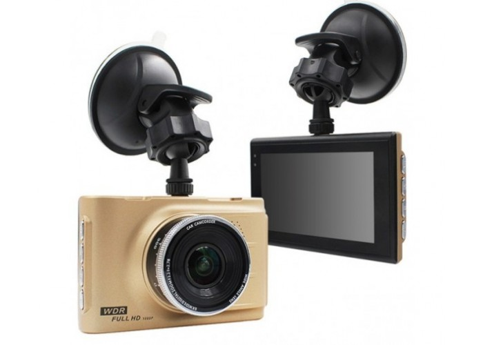 Видеорегистратор Smart Technology Cam 2, Full HD DVR, 2 инча дисплей